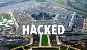 hacked pentagon