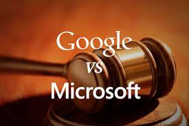 microsoft,google