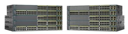 Cisco Catalyst 2960Plus Series Switches