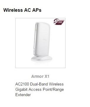wireless AC APs