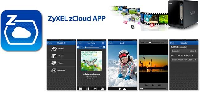 zyxel zcloud apps