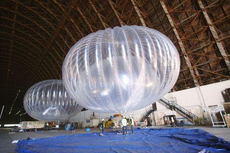 google internet balon