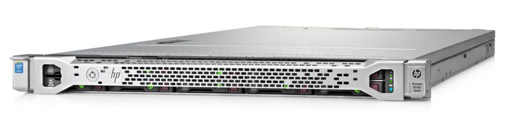 سرور اچ پی مدل ProLiant DL160 Gen9