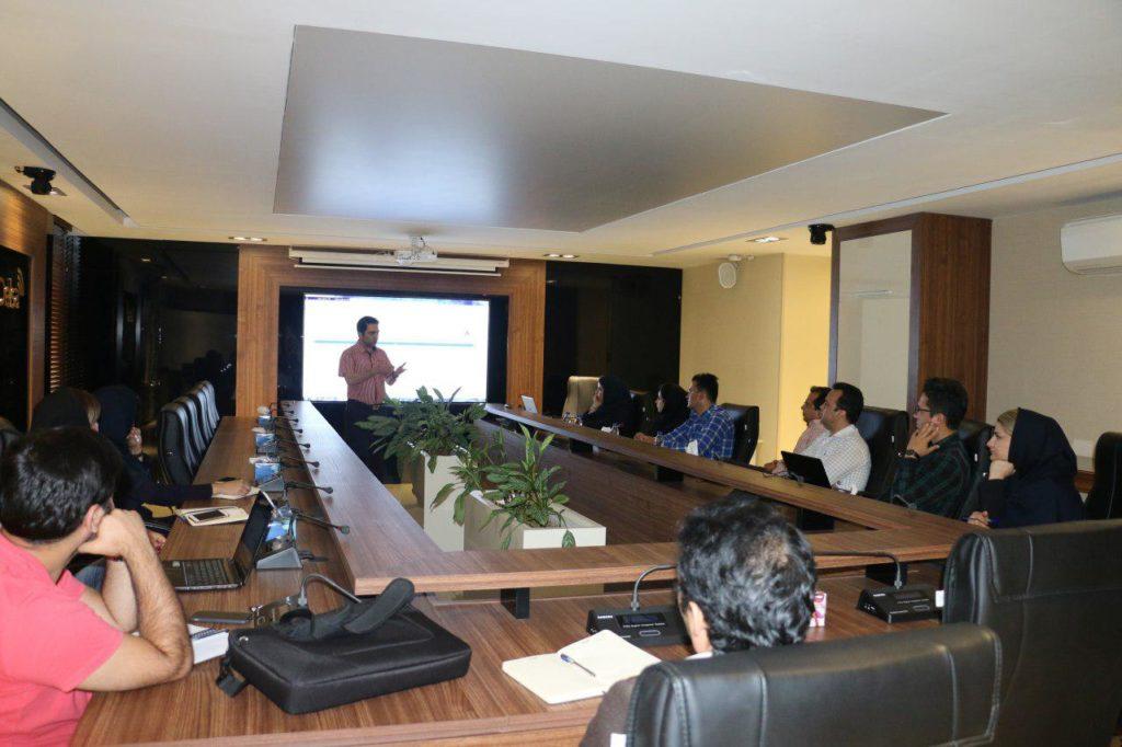 برگزاری دوره آموزشی راهکارهای سازمانی تلفن ثابت