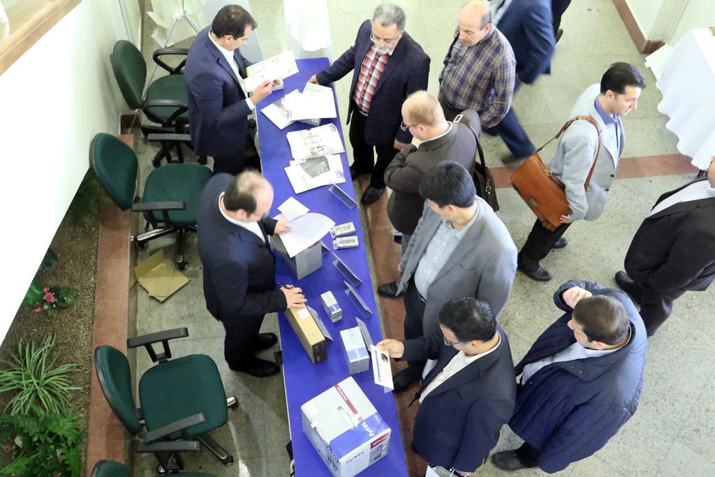 همایش راهکارهای سازمانی در مشهد